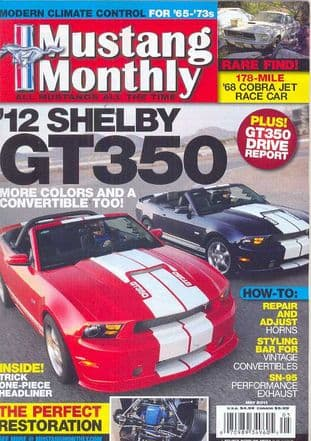 Mustang Monthly Magazine - Issue 2011-05 May 2011