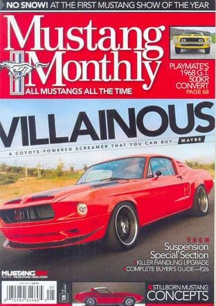 Mustang Monthly Magazine - Issue 2015-05 May 2015