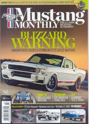 Mustang Monthly Magazine - Issue 2015-07 July 2015