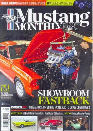 Mustang Monthly Magazine - Issue 2015-12 December 2015