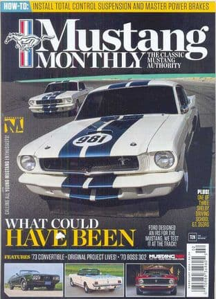 Mustang Monthly Magazine - Issue 2016-02 February 2016
