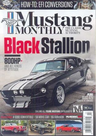Mustang Monthly Magazine - Issue 2016-03 March 2016