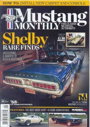 Mustang Monthly Magazine - Issue 2016-05 May 2016
