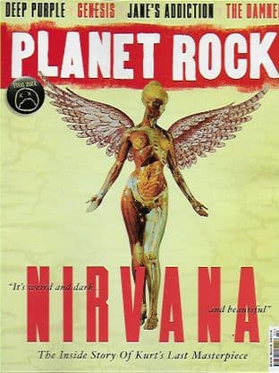 Planet Rock Magazine - Issue 22 (NIRVANA)