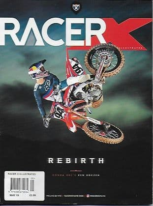 Racer X Magazine - Issue 2019-05 May 2019