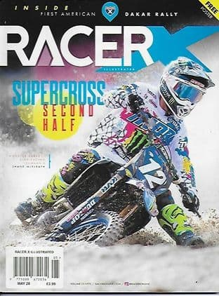 Racer X Magazine - Issue 2020-05 /  May 2020