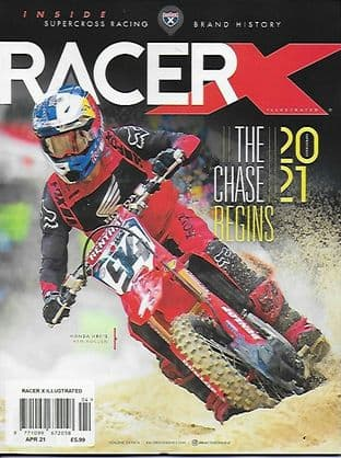 Racer X Magazine - Issue 2021-04 April 2021