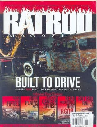 Rat Rod Magazine - Issue 033