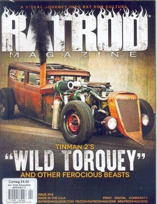 Rat Rod Magazine - Issue 042