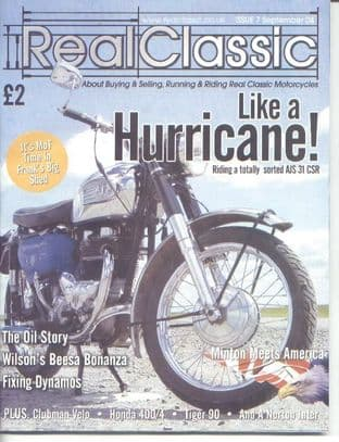Real Classic Magazine - Issue 007 / September 2004