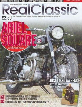 Real Classic Magazine - Issue 021 / January 2006