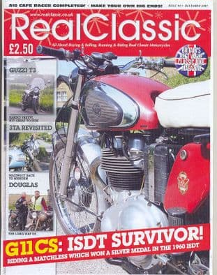 Real Classic Magazine - Issue 044 / December 2007