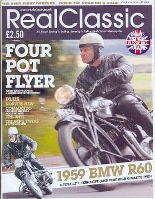 Real Classic Magazine - Issue 045 / January 2008