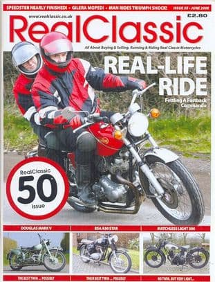 Real Classic Magazine - Issue 050 / June 2008