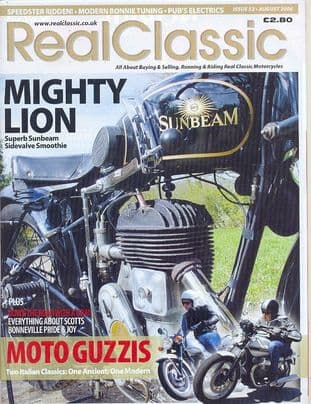Real Classic Magazine - Issue 052 / August 2008
