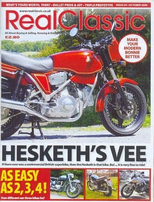Real Classic Magazine - Issue 054 / October 2008