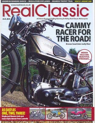 Real Classic Magazine - Issue 057 / January 2009