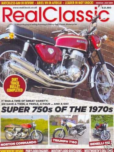 Real Classic Magazine - Issue 063 / July 2009