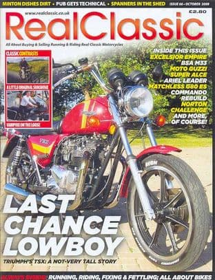 Real Classic Magazine - Issue 066 / October 2009