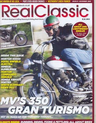 Real Classic Magazine - Issue 067 / November 2009