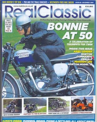 Real Classic Magazine - Issue 068 / December 2009