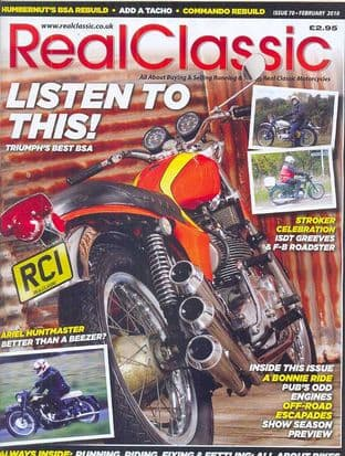 Real Classic Magazine - Issue 070 / February 2010