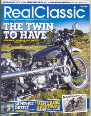 Real Classic Magazine - Issue 081 / January 2011
