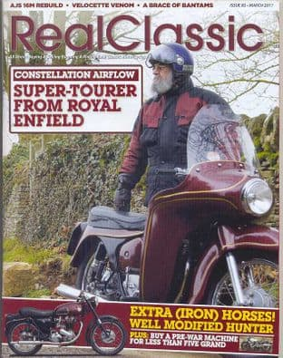 Real Classic Magazine - Issue 083 / March 2011