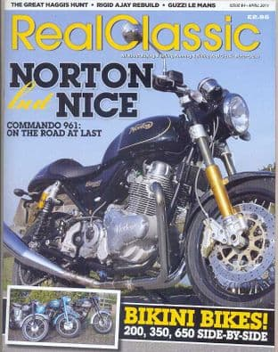 Real Classic Magazine - Issue 084 / April 2011