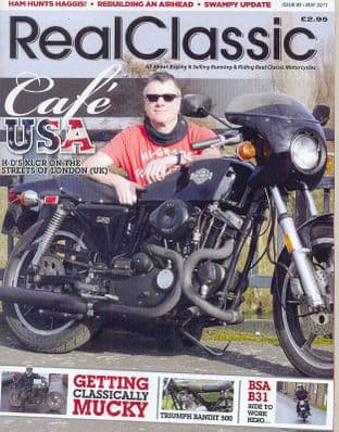 Real Classic Magazine - Issue 085 / May 2011