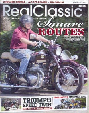 Real Classic Magazine - Issue 087 / July 2011