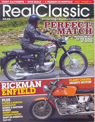 Real Classic Magazine - Issue 089 / September 2011