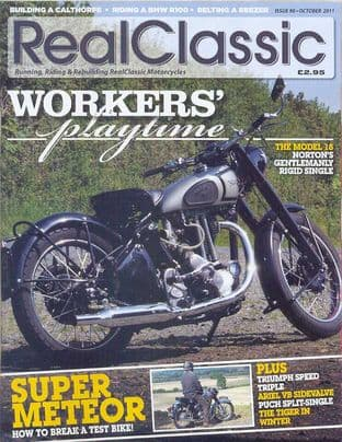 Real Classic Magazine - Issue 090 / October 2011