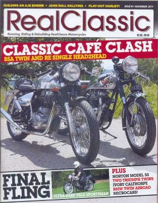 Real Classic Magazine - Issue 091 / November 2011