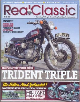 Real Classic Magazine - Issue 094 / February 2012