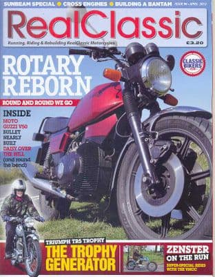 Real Classic Magazine - Issue 096 / April 2012