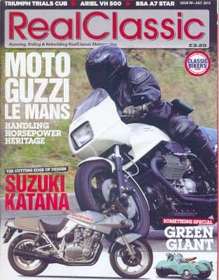 Real Classic Magazine - Issue 099 / July 2012