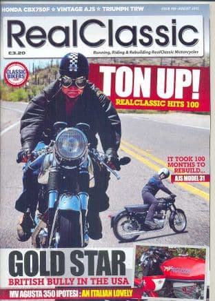Real Classic Magazine - Issue 100 / August 2012