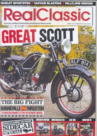 Real Classic Magazine - Issue 118 / February 2014