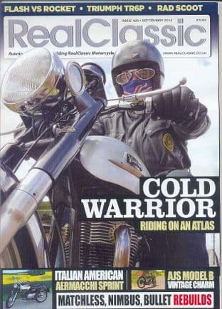 Real Classic Magazine - Issue 125 / Sept 2014