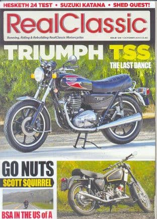 Real Classic Magazine - Issue 126 / Oct 2014