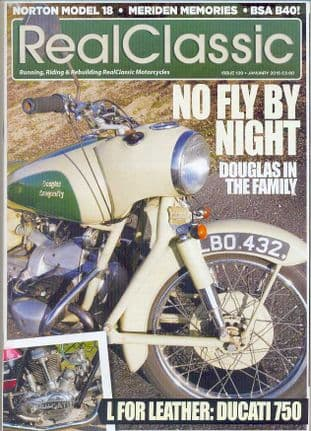 Real Classic Magazine - Issue 129 / Jan 2015