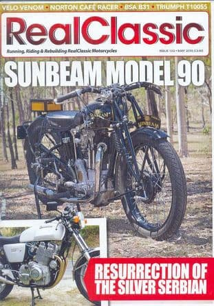 Real Classic Magazine - Issue 133 / May.2015