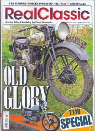 Real Classic Magazine - Issue 137 / September.2015