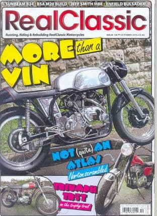 Real Classic Magazine - Issue 138 / October.2015