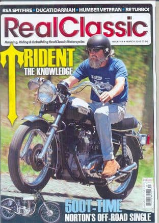 Real Classic Magazine - Issue 143 / Mar.2016