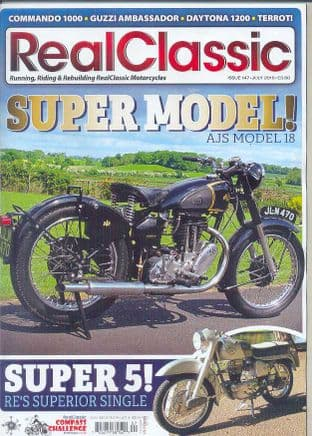 Real Classic Magazine - Issue 147 / July.2016