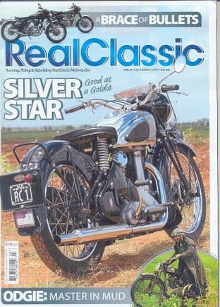 Real Classic Magazine - Issue 155 / March 2017