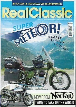 Real Classic Magazine - Issue 180 / April 2019