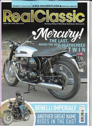 Real Classic Magazine - Issue 192 / April 2020